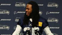 Richard Sherman Tackles Controversial Comments at News Conference