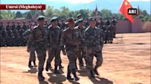 India-China joint training exercise commences in Meghalaya