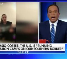 Alexandria Ocasio-Cortez compares border detention centers to concentration camps