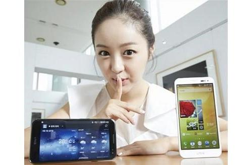 Pantech Vega LTE-A flaunts fingerprint recognition, 5.6-inch 1080p display