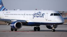 JetBlue dives after lowering guidance on Hurricane Dorian impact, demand concerns