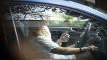 Impactante: este video demuestra en 40 segundos por qué no se debe usar el teléfono al volante