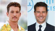 'Top Gun: Maverick' Star Miles Teller Admits It's Hard Keeping up With Tom Cruise