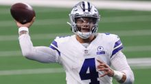 Cowboys Rumors: Dak Prescott 'Coming Along Great' in Recovery from Ankle Injury