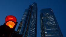 Deutsche Bank ganz unten, ING-Diba vorne