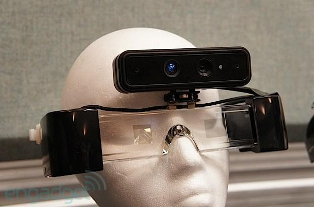 Hands-on with Meta 1, a 3D augmented reality headset with a natural UI (video)