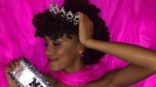 "Why Miss Teen USA Kaliegh Garris Says ""I'll Always Compete With My Natural Hair"""
