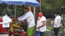 """""""Muchos no creen"""": así se vive en el barrio con más contagios de Ciudad de México"""