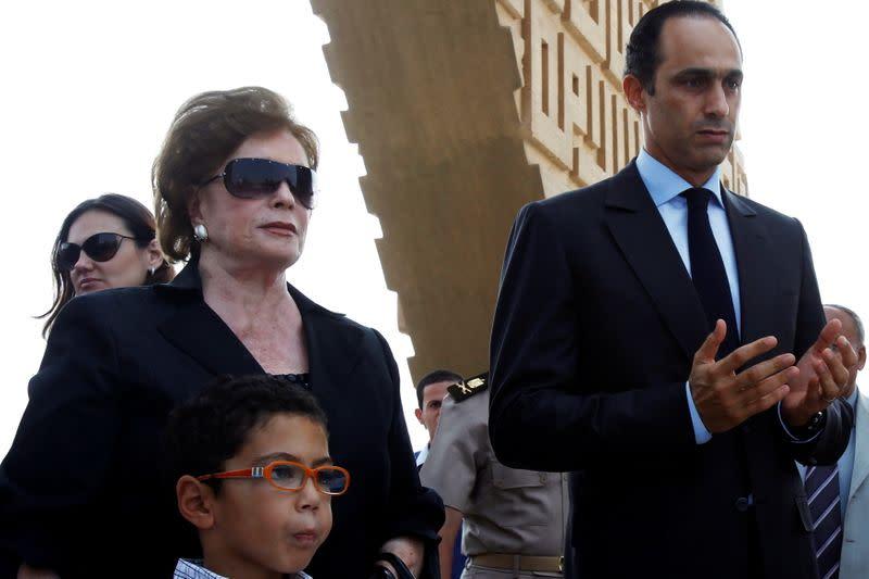 Late Egyptian leader Anwar Sadat's widow dies at age 88 - presidency
