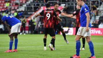 Foot - ANG - En Premier League, Leicester se saborde contre Bournemouth