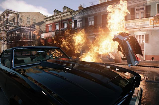 'Mafia III' looks like the 1968 version of 'True Detective'