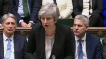 Brexit latest: Theresa May wins MPs' backing to renegotiate Brexit deal... but EU slaps her down immediately