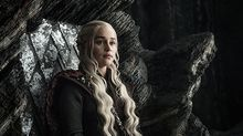 Emilia Clarke says Brad Pitt bidding £90,000 to watch Game of Thrones with her was 'weirdest experience of my life'