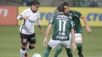 E o Dérbi? Mancini promete Corinthians diferente desta vez: 'Temos obrigação'