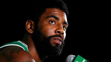 For now, Kyrie seems committed to Celtics