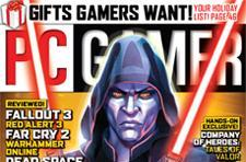 First look at Star Wars: The Old Republic in PC Gamer magazine