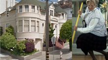 The house from Mrs Doubtfire sells for £3 million