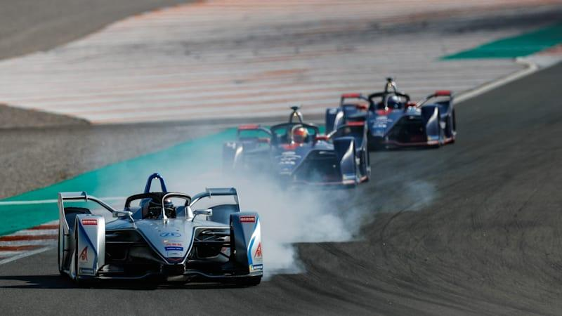 London Formula E Starts Its Fifth Season Next Week Braced For A Breakthrough But Already Looking Far Down The Road To Future When All Electric