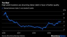 Goldman Sachs Is Either Mad or Brilliant on Junk Bonds