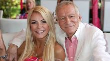 Hugh Hefner's widow Crystal Harris has broken her silence following Playboy icon's death