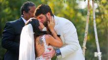 Tears flow during Jenelle's bittersweet 'Teen Mom 2' wedding