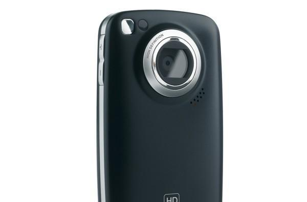Memorex MyVideo pocket camcorders are content to fit the mold