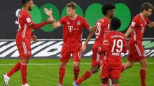 Foot - ALL - Supercoupe - Le Bayern Munich arrache la Supercoupe d'Allemagne face au Borussia Dortmund