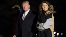 Seldom seen, rarely heard: Melania's tenure is most notable for her absence