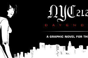 Read NYC2123, a graphic novel for the PSP