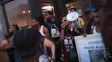 Chicago protests continue after police shooting of Harith Augustus