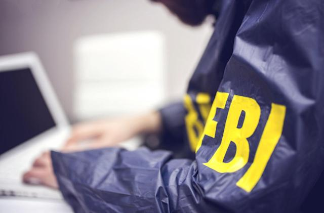 An FBI 'pilot' collected over 434,000 iris scans since 2013