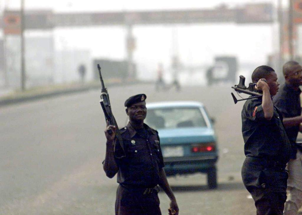 Three girls kidnapped from school in Lagos, Nigeria: police
