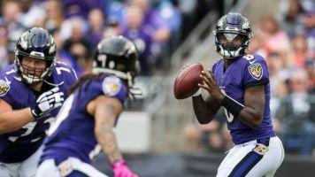 Ravens-Quarterback Jackson stellt NFL-Rekord auf