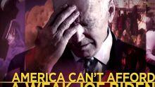 New Trump Campaign Ad Mocks Grieving Biden As 'Weak'