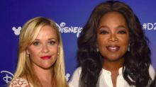 Oprah Reveals Reese Witherspoon Showed Signs of PTSD After Harvey Weinstein Scandal Broke