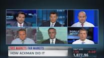How Ackman built Allergan stake