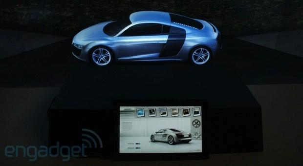 Christie and NVIDIA team up for an interactive car-buying experience powered by augmented reality (hands-on video)