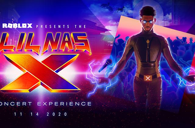 'Roblox' is hosting a Lil Nas X concert this Saturday