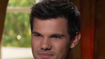 Taylor Lautner's 'Surreal Moment' At Grauman's Chinese Theatre