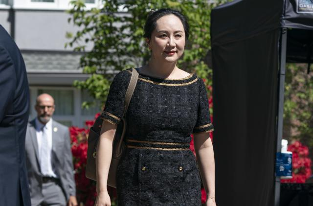 Huawei CFO is one crucial step closer to being extradited to the US