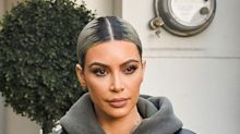 Kim Kardashian Just Wore Her Most Confusing Look Yet