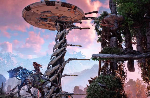 'Horizon Zero Dawn' made me fall in love with open-world RPGs