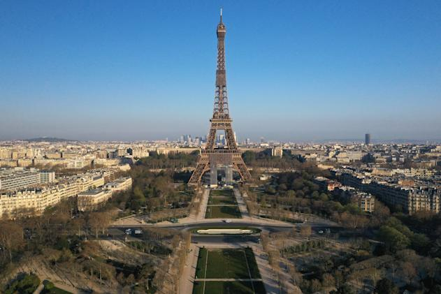 France is developing an app to track the spread of COVID-19