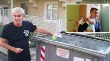 Heartwarming end after 'bloody' baby found in wheelie bin