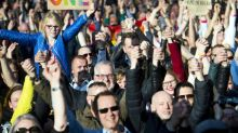 Dutch protest after attack on gay couple