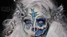 The most insane Halloween make-up looks