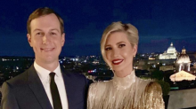 Ivanka Trump recycles mom Ivana's glitzy Bob Mackie cocktail dress 28 years later