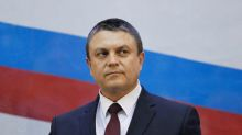 Separatist areas elect leaders as Ukraine and Moscow trade barbs