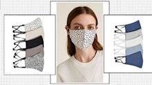 Marks & Spencer's reusable cotton face masks are back in stock
