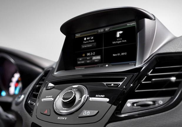 Future Ford cars to balance MyFord Touch with old-fashioned buttons